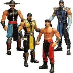 Mortal Kombat Exclusive 4