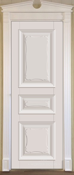 Межкомнатная дверь Violetta 21.3 глухая