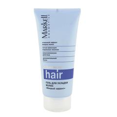 MRK (PROF.HAIR LINE) Гель для укладки волос мокрый эффект, 200 мл.