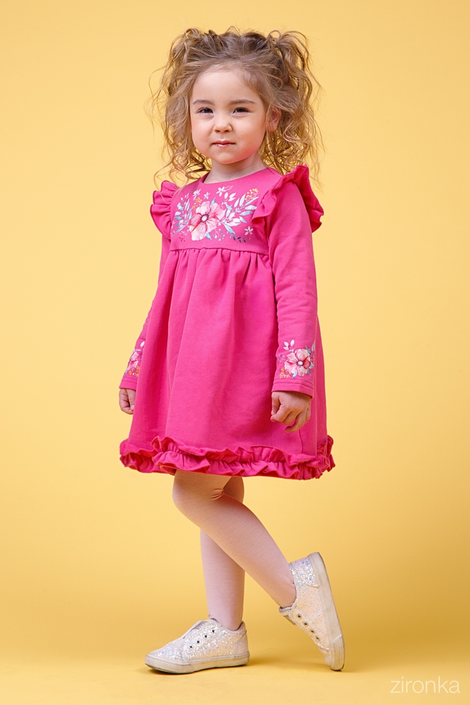 Платье для девочки 38-9015-4