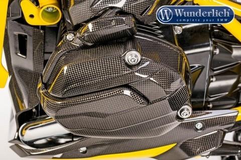 Накладка клаппанной крышки BMW R LC - карбон