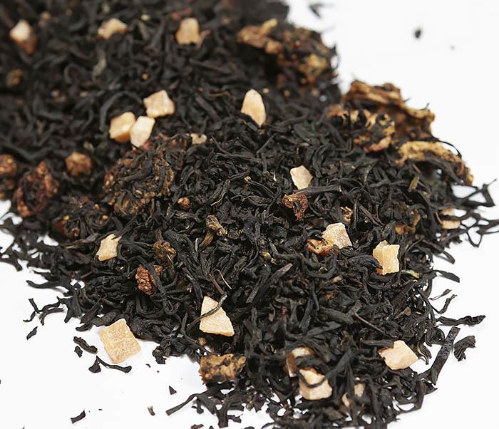 TEA-AR109 Черный ароматизированный чай «Восточная Сладость» (50 гр) фото 02