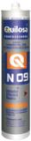 Герметик силиконовый универсальный нейтральный Orbasil N-09 (24шт/кор)