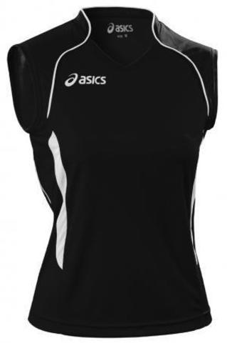 Майка Asics Singlet Aruba Black Жен волейбольная Распродажа