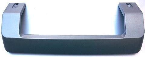 Ручка двери для холодильника Beko (Беко) СЕРАЯ - 4872690400, 4900060400, см. 4872690100
