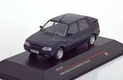 Dacia Supernova Clima metallic blue 1999 IST184 IST Models 1:43