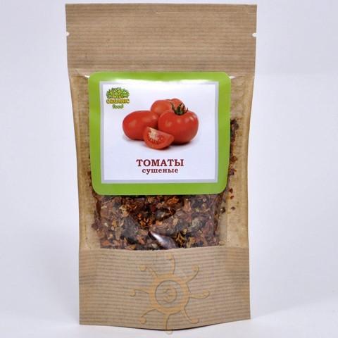 Томаты сушеные Organic food, 40г