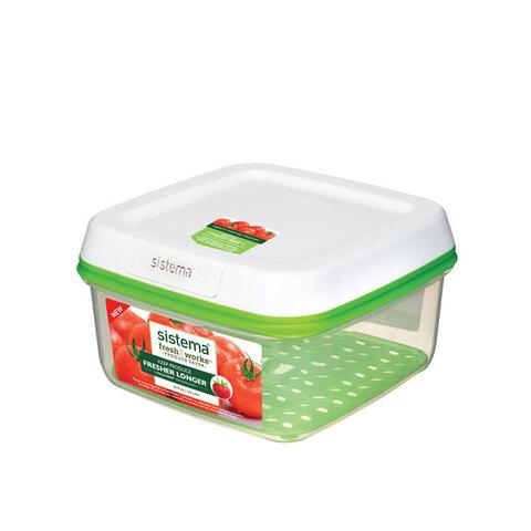 Контейнер квадратный FreshWorks 2,6 л
