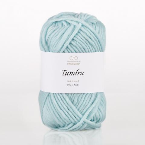 Пряжа Infinity Tundra 7212 голубой