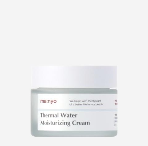 Минеральный Крем На Основе Термальной Воды MANYO FACTORY Thermal Water Moisturizing Cream