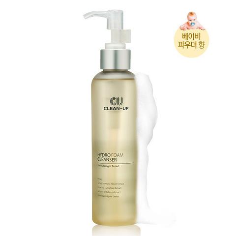 Увлажняющая успокаивающая пенка для чувствительной кожи, 200 мл / CU Skin Clean-Up Hydro Foam Cleanser