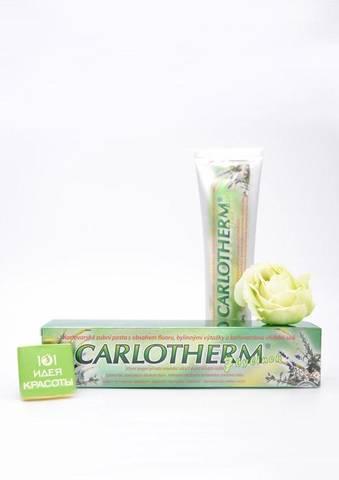 Vridlo Carlotherm Карловарская зубная паста