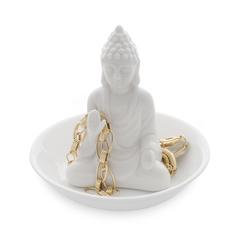 подставка для украшений buddha