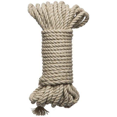 Веревка для шибари - Kink - Bind & Tie - Hemp Bondage Rope (9,14 м)