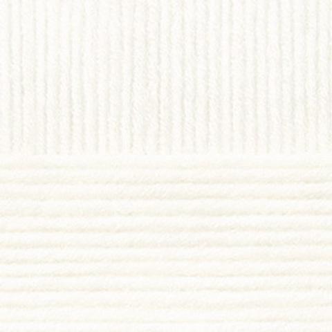 Купить Пряжа Пехорка Зимняя премьера Код цвета 001-Белый | Интернет-магазин пряжи «Пряха»
