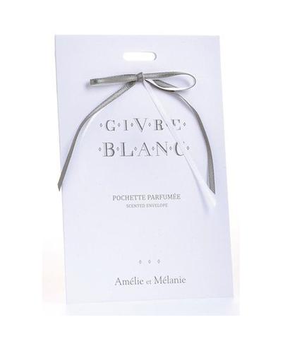 Саше в конвертике ароматизированное Белый иней, Amelie et Melanie