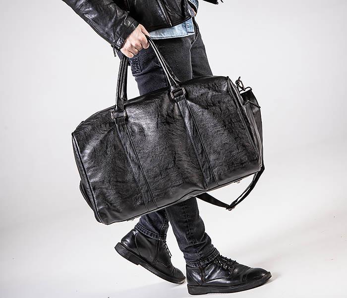 BAG551 Вместительная мужская дорожная сумка фото 03