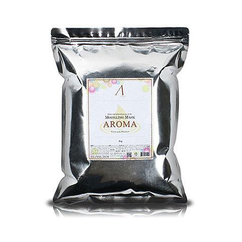 ANSKIN Маска альгинатная антивозрастная питательная (пакет) Aroma Modeling Mask / Refill 1 кг