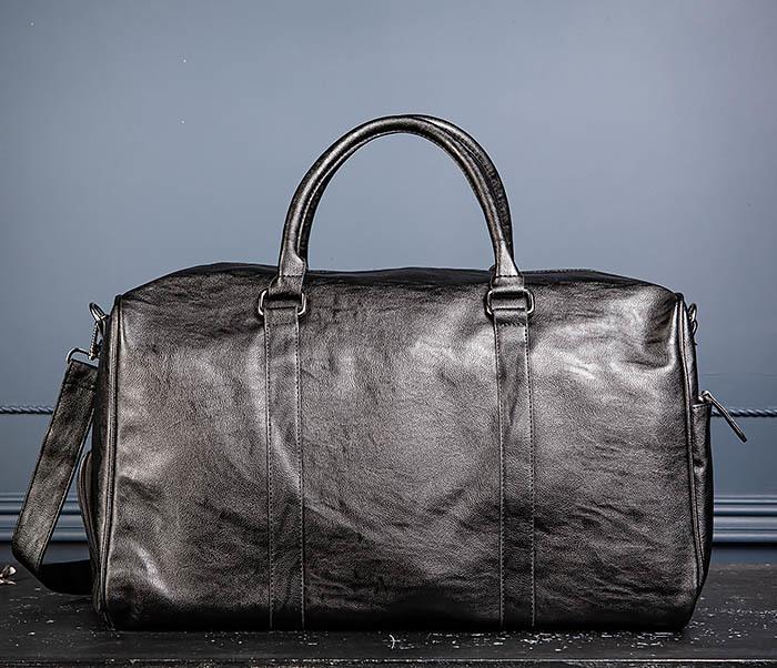 BAG551 Вместительная мужская дорожная сумка фото 04