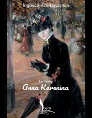 Anna Karenina (ingiliscə-azərbaycanca)