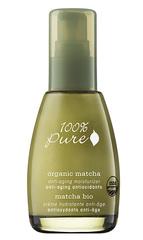 Органический омолаживающий крем для лица «Зеленый Чай Matcha», 100% Pure