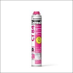 Клей для плит из пенополистирола CERESIT CT 84 Express PU PRO полиуретановый (белый)
