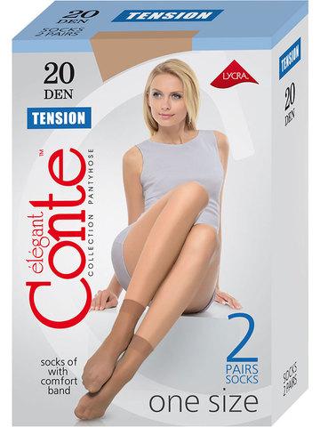 Носки Tension 20 (2 пары) Conte