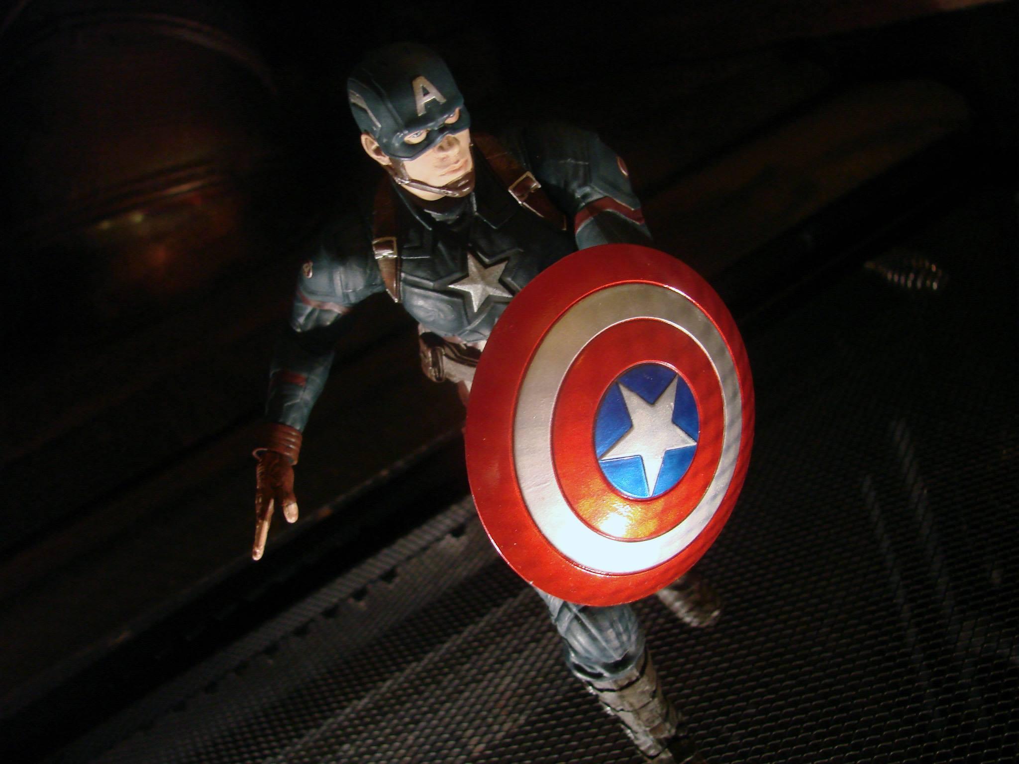 Капитан Америка - Marvel Select