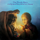 The Moody Blues ‎/ Every Good Boy Deserves Favour (LP)