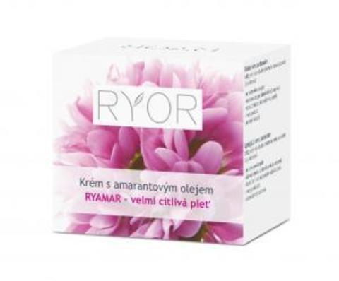 Ryor Ryamar Крем с маслом амаранта для очень чувствительной, возрастной кожи