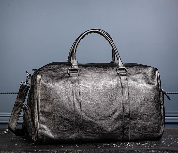 BAG551 Вместительная мужская дорожная сумка фото 05