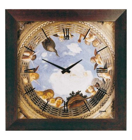 Часы настенные Lowell 11273W-B