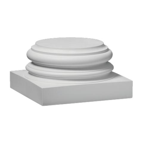 База (колонна) Европласт из полиуретана 1.13.800, интернет магазин Волео