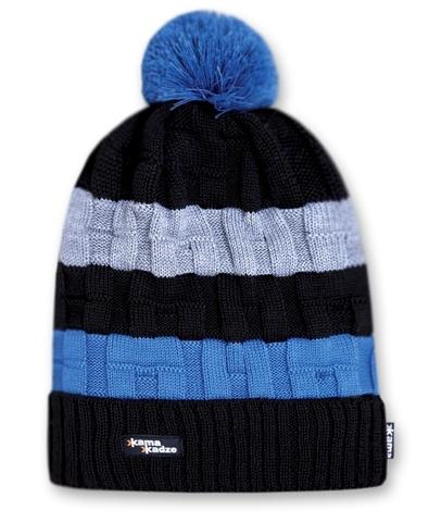 шапка-бини Kama K21 Black