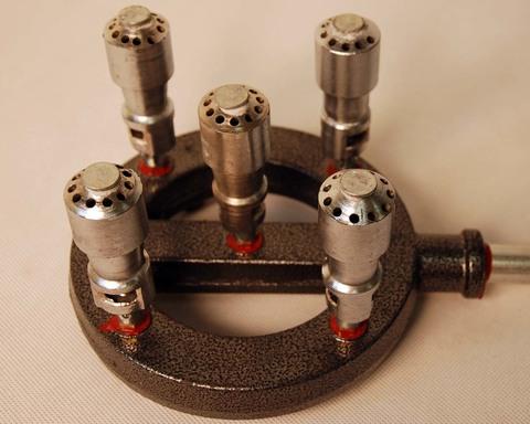 Форсунка на природном газе, Wolmex 5TL-01, 15 кВт
