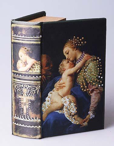 Книга-шкатулка 444136