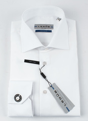 Рубашка Ledub tailored fit 0690168-910-000-000-TF-WhiteB