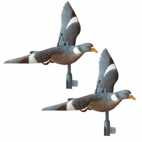 Чучела голубей парящих Sport Plast