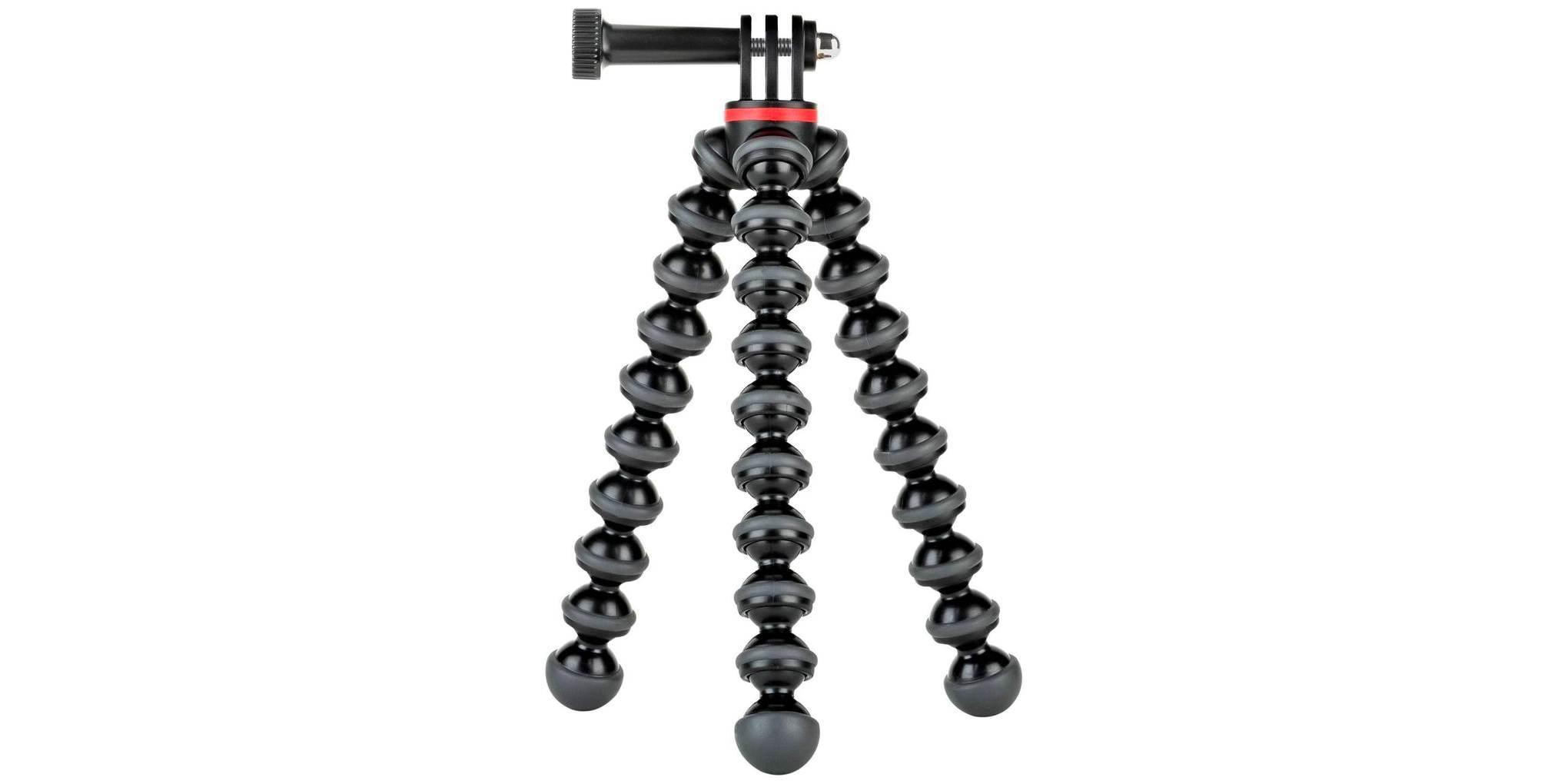 Штатив Joby GorillaPod 500 Action для фото- и GoPro камер без камеры