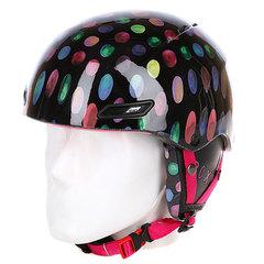 Шлем женский Roxy Love Is All Dot/Black