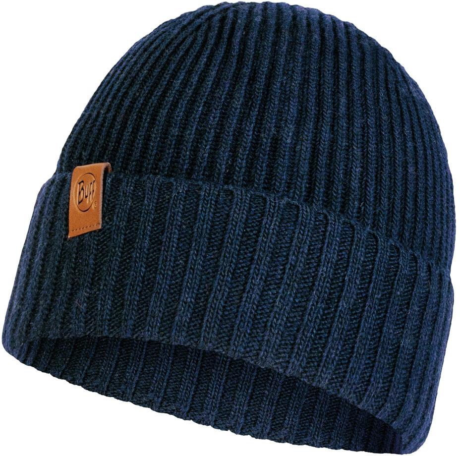 Шапки с отворотом Вязаная шапка Buff Hat Knitted Biorn Night Blue 121751.779.10.00.jpg