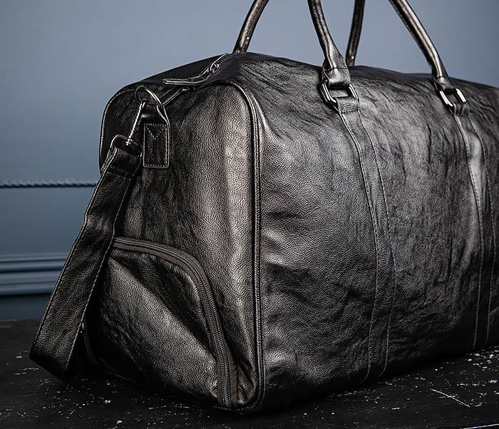 BAG551 Вместительная мужская дорожная сумка фото 06