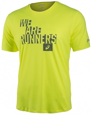 Футболка беговая Asics SS Graphic Top мужская