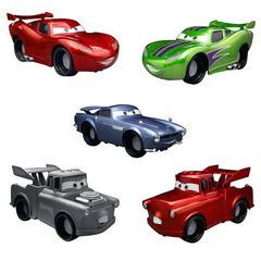 Disney Pixar Cars 2 Starter Kit