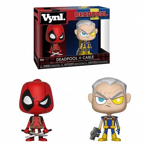 Фигурка Funko VYNL: Marvel Comics : Deadpool  Cable 30489