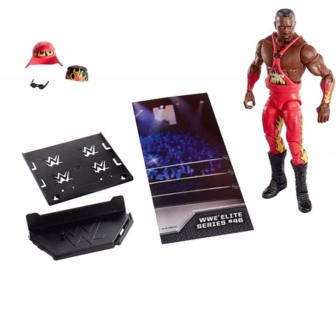 Стиви Рэй Серия 46. Бойцы WWE