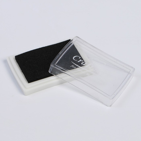 Фоторамка пластик на 3 фото 5х5 см с штемп.подушкой