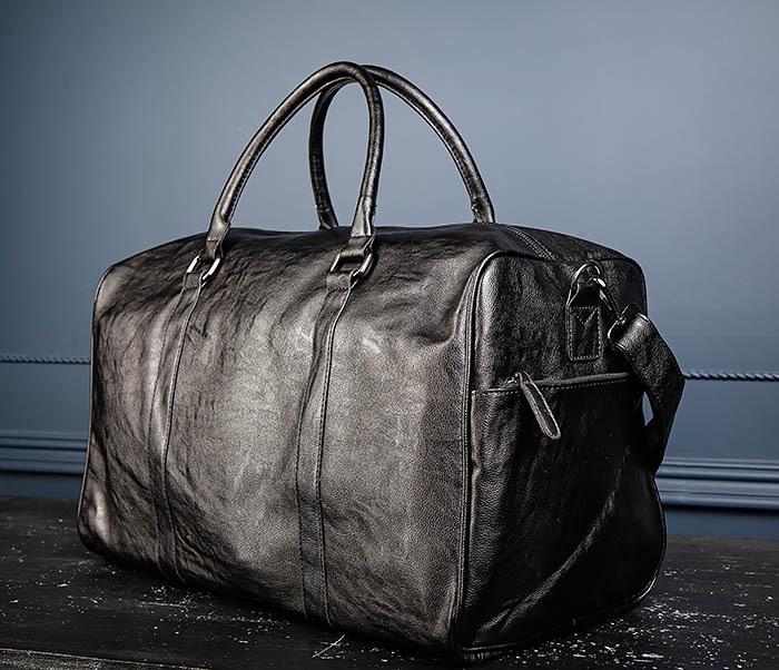 BAG551 Вместительная мужская дорожная сумка фото 07
