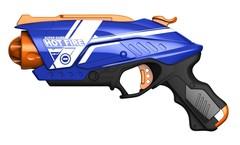 Игрушка пистолет помповый с мягкими пулями BlazeStorm (BS7063)