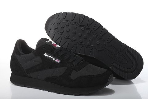 Reebok CL LEATHER SUEDE (010)